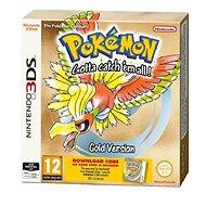 Pokémon Gold DCC - Nintendo 3DS