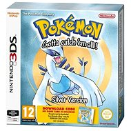 Pokémon Silver DCC - Nintendo 3DS - Hra pre konzolu