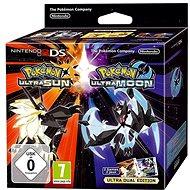 Pokémon Ultra Sun / Ultra Moon Dual Pack - Nintendo 3DS