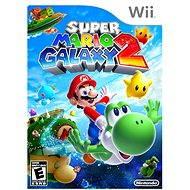 Nintendo Wii - Super Mario Galaxy 2 - Hra pre konzolu