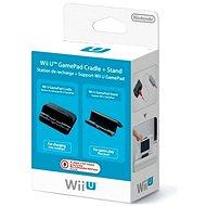 Nintendo Wii U GamePad Cradle + Stand - Súprava