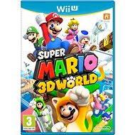 Nintendo Wii U - Super Mario 3D World - Hra pre konzolu