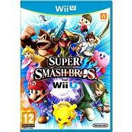 Nintendo Wii U - Super Smash Bros - Hra pre konzolu