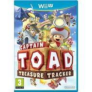 Nintendo Wii U - WiiU Captain Toad: Treasure Tracker - Hra pre konzolu