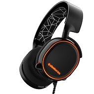 SteelSeries Arctis 5 čierna - Slúchadlá s mikrofónom