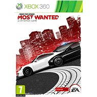 Xbox 360 - Need for Speed: Most Wanted (2012) - Hra pre konzolu