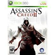 Assassin's Creed II (Game Of The Year) - Xbox 360 - Hra na konzolu