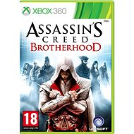 Xbox 360 - Assassin's Creed: Brotherhood - Hra pre konzolu