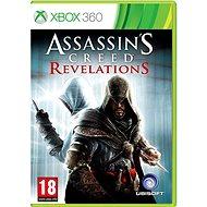 Xbox 360 - Assassins Creed: Revelations - Hra pre konzolu