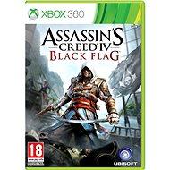 Xbox 360 - Assassin's Creed IV: Black Flag - Hra pre konzolu
