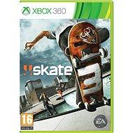 Xbox 360 - Skate 3 - Hra pre konzolu