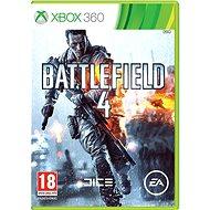 Xbox 360 - Battlefield 4 - Hra pre konzolu