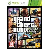 Xbox 360 - Grand Theft Auto V (GTA 5) - Hra pre konzolu