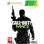 Xbox 360 - Call of Duty: Modern Warfare 3 - Hra pre konzolu