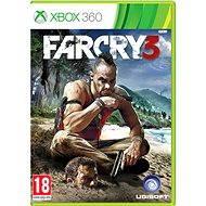 Xbox 360 - Far Cry 3 - Hra pre konzolu