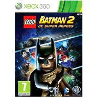 Xbox 360 - LEGO Batman 2: DC Super Heroes - Hra pre konzolu