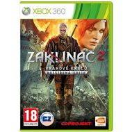 Xbox 360 - Zaklínač 2: Vrahovia kráľov - Hra pre konzolu