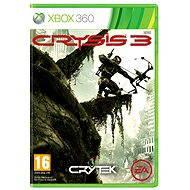 Xbox 360 - Crysis 3 - Hra pre konzolu