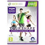 Xbox 360 - Your Shape: Fitness Evolved 2012 (Kinect ready) - Hra pre konzolu