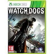 Xbox 360 - Watch Dogs - Hra pre konzolu