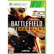 Xbox 360 - Battlefield Hardline CZ - Hra pre konzolu