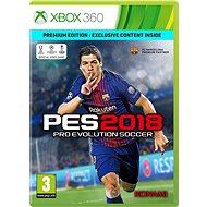 Pro Evolution Soccer 2018 Premium Edition - Xbox 360 - Hra pre konzolu