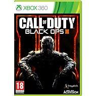 Xbox 360 - Call of Duty: Black Ops 3 - Hra pre konzolu