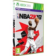 NBA 2K18 - Xbox 360 - Hra pre konzolu