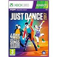 Just Dance 2017 - Xbox 360 - Hra pre konzolu