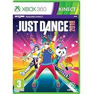 Just Dance 2018 - Xbox 360 - Hra pre konzolu