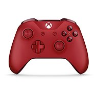 Xbox One Wireless Controller Red - Gamepad