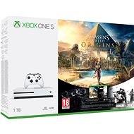 Xbox One S 1TB Assassin's Creed: Origins + Rainbox 6: Siege - Herná konzola