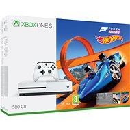 Xbox One S 500 GB Forza Horizon 3 + Forza Horizon 3 Hot Wheels DLC - Herná konzola