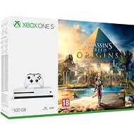 Xbox One S 500 GB Assasin's Creed: Origins - Herná konzola