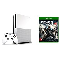 Microsoft Xbox One S 1TB Gears of War Edition - Herná konzola