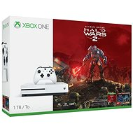Xbox One S 1TB Halo Wars 2 Bundle - Herná konzola