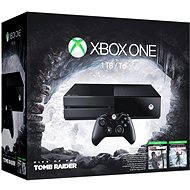 Microsoft Xbox One 1TB + Rise of Tomb Raider + Tomb Raider Definitive Edition - Herná konzola