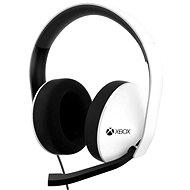 Xbox One Stereo Headset Elephant White - Slúchadlá s mikrofónom