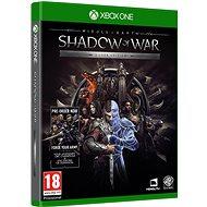 Middle-earth: Shadow of War Silver Edition – Xbox One - Hra pre konzolu