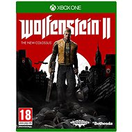 Wolfenstein II: The New Colossus - Xbox One - Hra pre konzolu