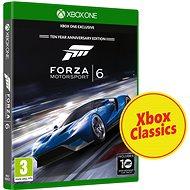 Xbox One - Forza Motorsport 6 - Hra pre konzolu