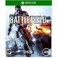 Xbox One - Battlefield 4 - Hra pre konzolu