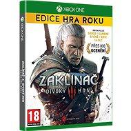 Zaklínač 3: Divoký hon - Edícia Hra Roka CZ - Xbox One - Hra pre konzolu