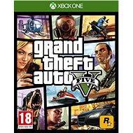 Grand Theft Auto V - Xbox One - Hra pre konzolu