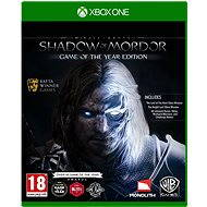 Xbox One - Middle Earth: Shadow Of Mordor Game of The Year Edition - Hra pre konzolu