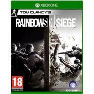 Xbox One - Tom Clancys: Rainbow Six: Siege - Hra pre konzolu