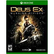 Deus Ex: Mankind Divided D1 Edition - Xbox One - Hra na konzolu