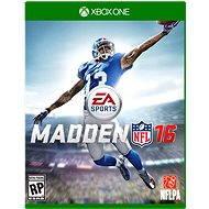 Xbox One - Madden NFL 16 - Hra pre konzolu