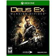 Deus Ex: Mankind Divided Collector's Edition - Xbox One - Hra na konzolu