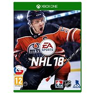 NHL 18 - Xbox One - Hra pre konzolu